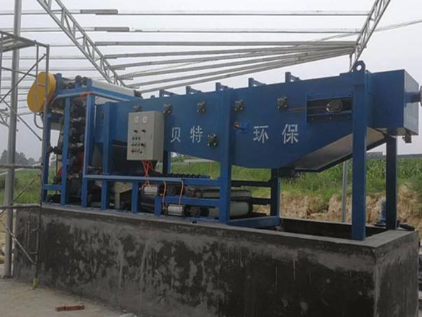 山东洗沙污水处理设备