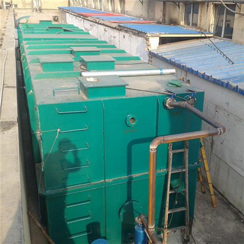 医院污水中水回用一体化装置厂家