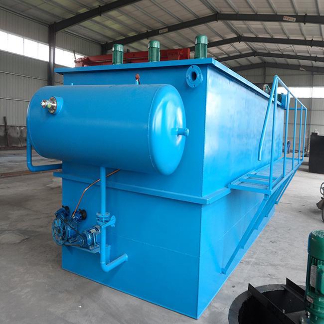 生活废水处理设备的技术是怎样划分的