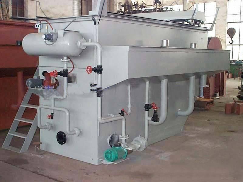 讲解一下造纸污水处理设备的调试方法