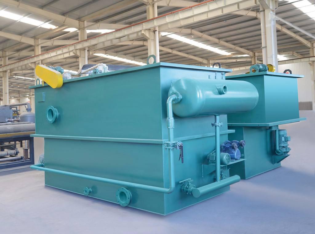 造纸污水处理设备应该安装在哪