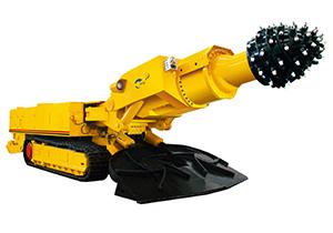 矿用掘进机EBZ320