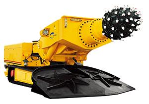 矿用掘进机EBZ260