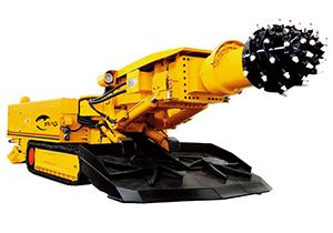 矿用掘进机EBZ200