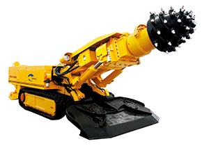 矿用掘进机EBZ160