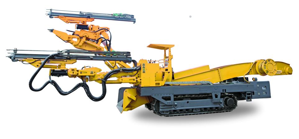 Drill loader