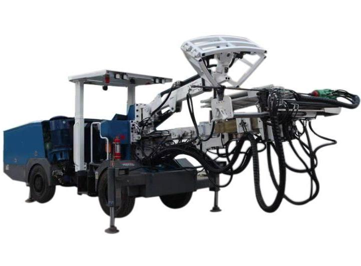 CYTM-32 public single-arm hydraulic anchor trolley