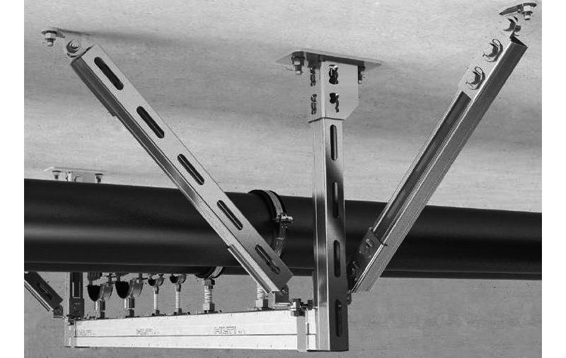 风管管件应该如何放置和使用