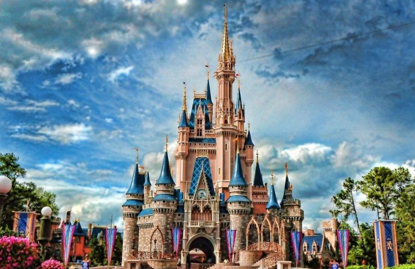 上海迪士尼探险岛项目