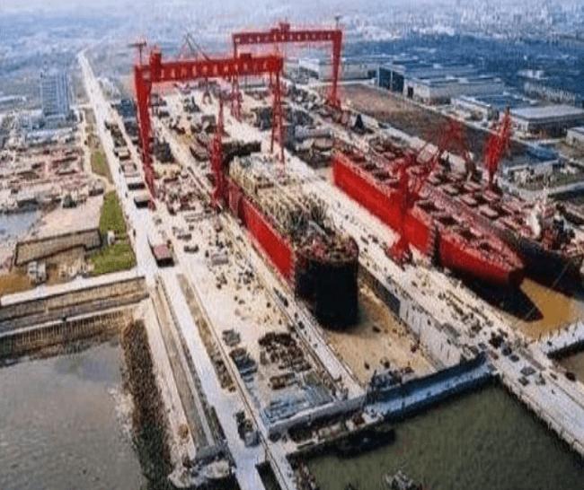 江南船厂重组平台项目