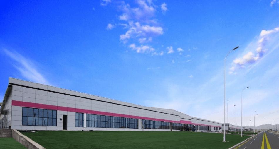 中国水电乌兹别克斯坦利泰国际二期纺织厂项目
