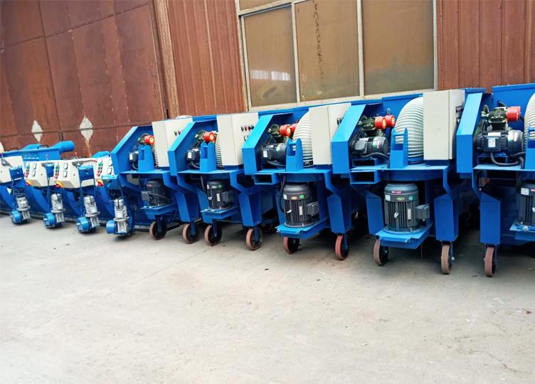 青岛环保型移动式抛丸机多少钱一台