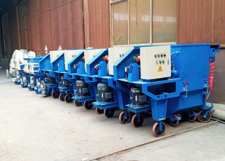 青岛大型移动式抛丸机生产厂家