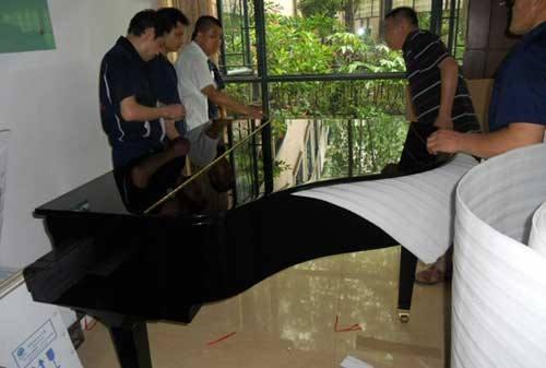 潍城钢琴搬运公司