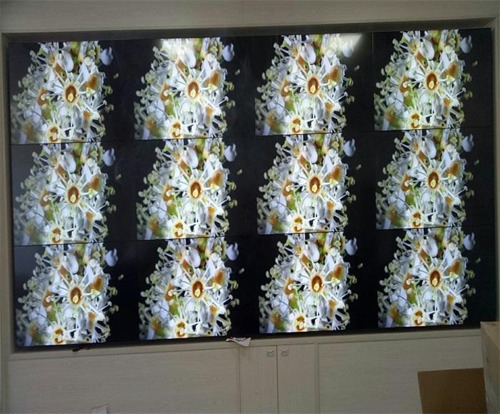 怀麓书院|55寸液晶拼接屏