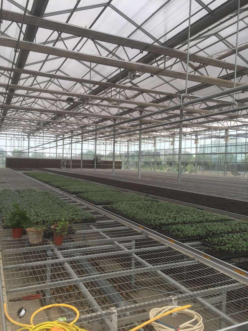 农业智能温室大棚