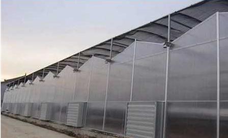 智能玻璃温室的设计原理及建造玻璃温室的优势