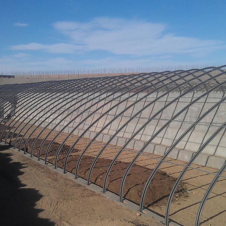 半坡温室大棚