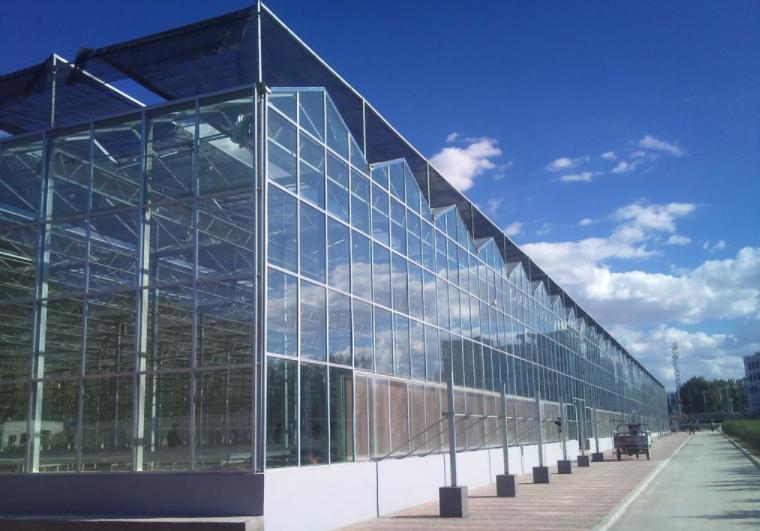 博瀚农业分享连栋温室大棚的冷却方法