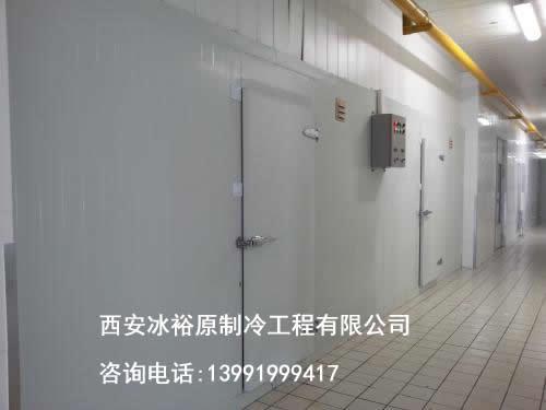 化工冷藏库设计
