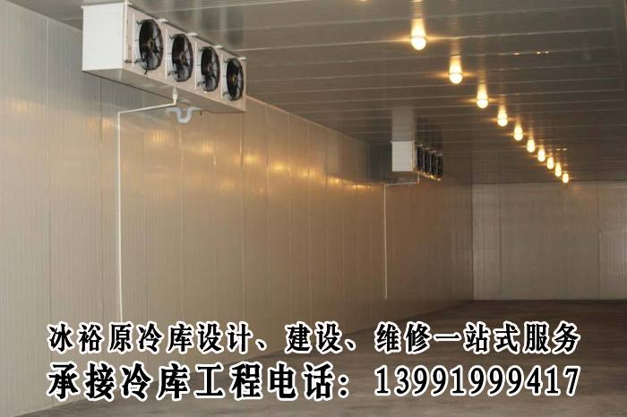 洋县位大型冷库设计公司-厂家