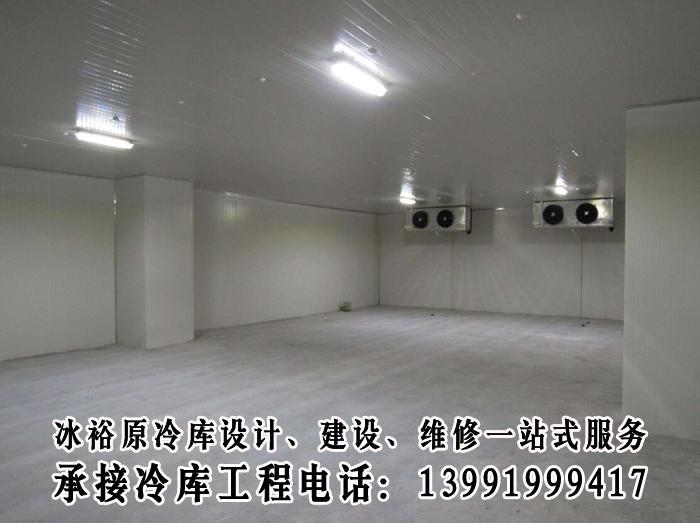 陕西小型冷库设计公司-厂家