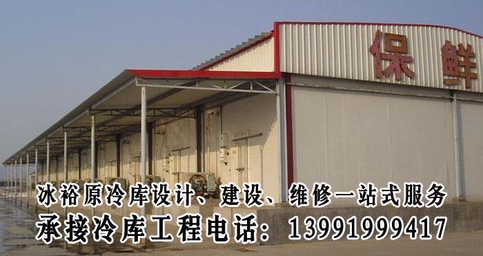 洛南县大型冷库设计公司-厂家