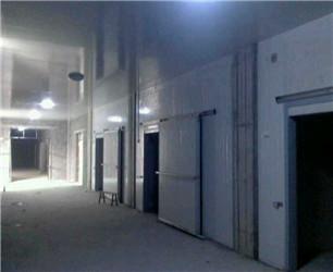 麦盖提县大型冷库设计公司-厂家