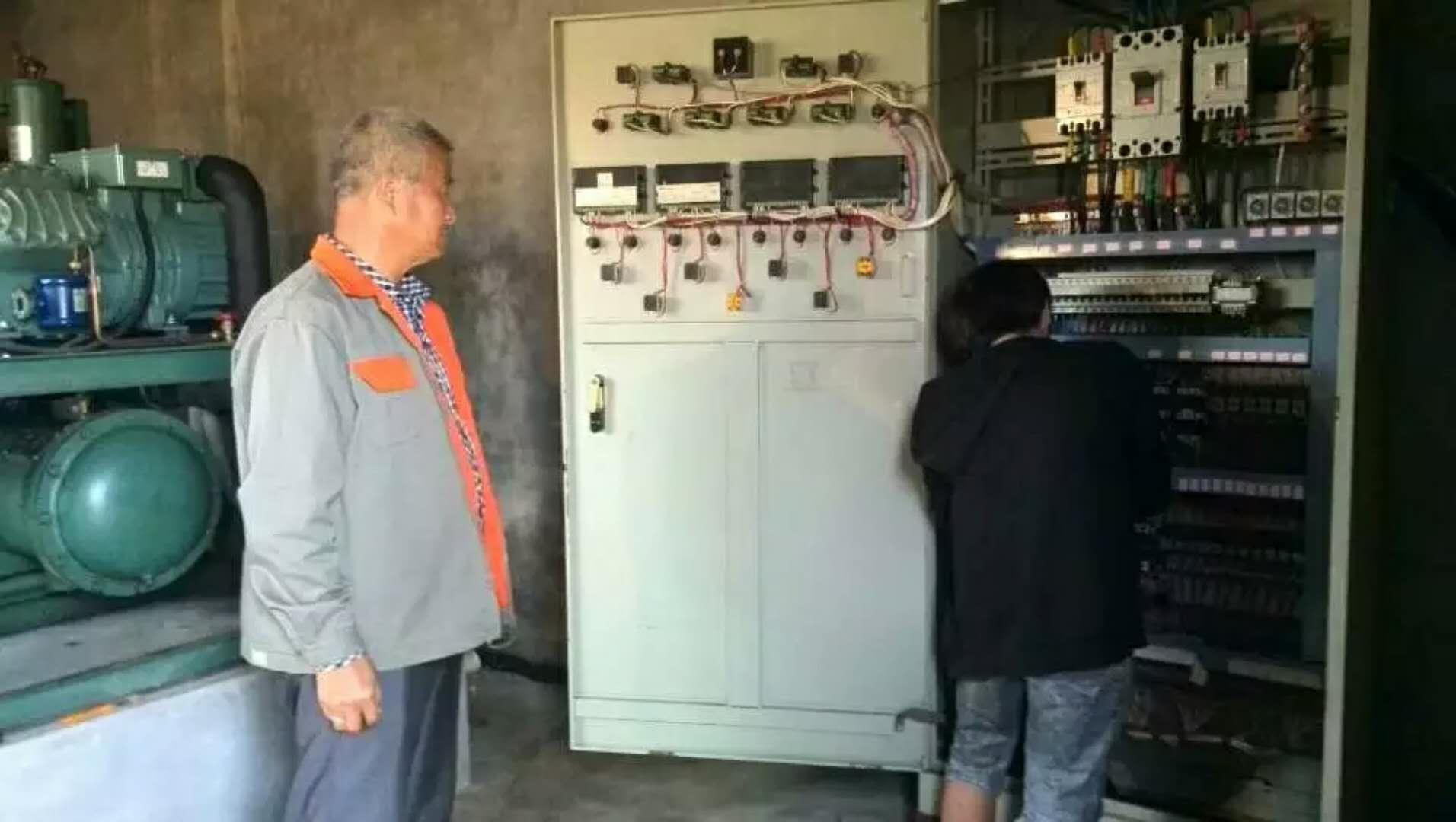 黄陵县水产冷库建设厂家