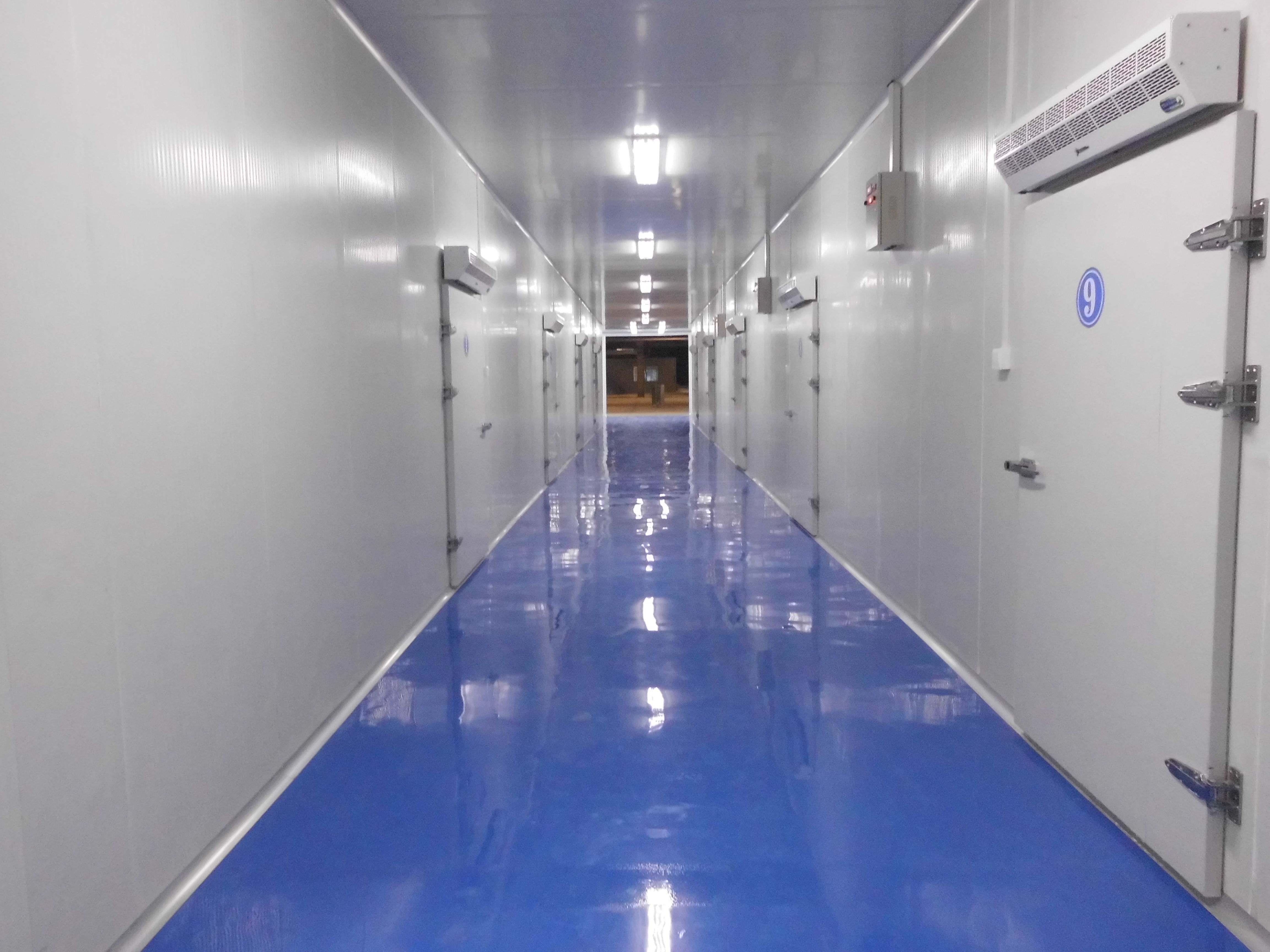西安冷库安装工程的质量验收的标准