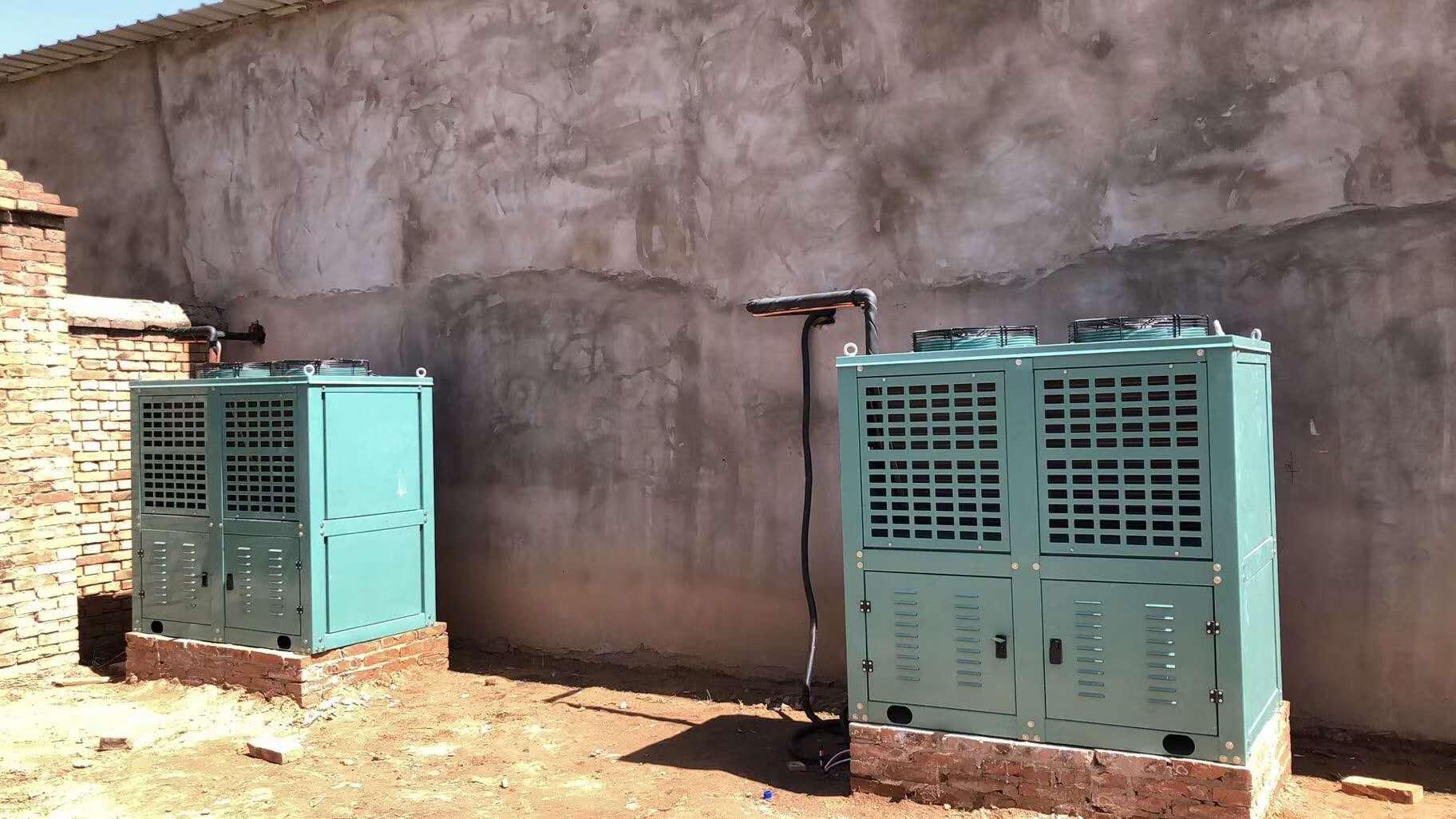 榆林屠宰场冷库安装设计案例