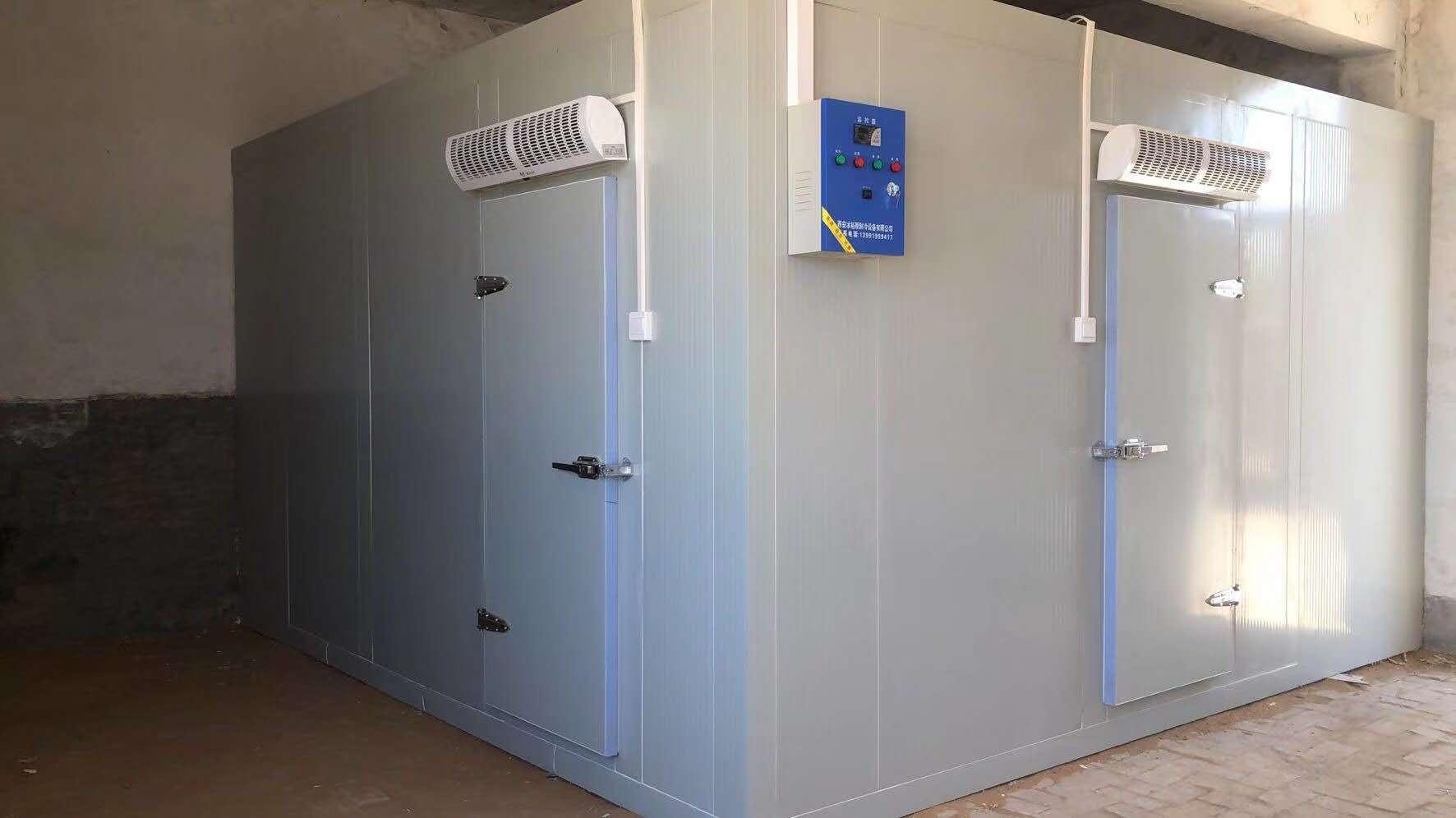 冷库安装设计