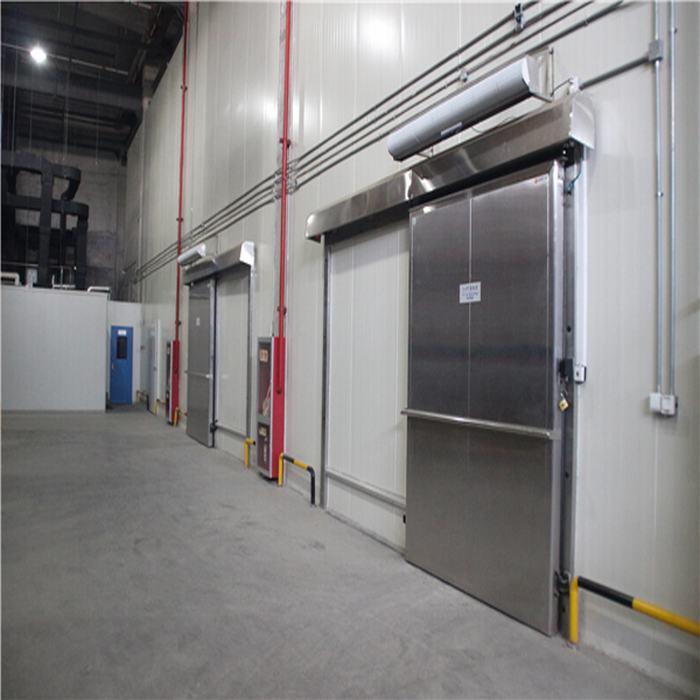 冷库风冷冷凝器和水冷冷凝器区别有哪些?