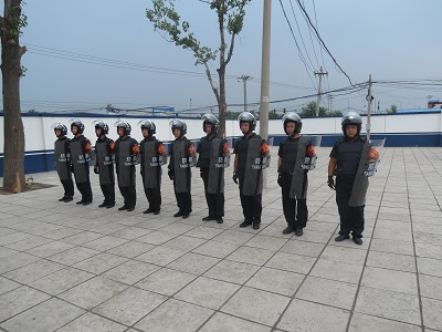 北京预防突发事件培训及演练保安