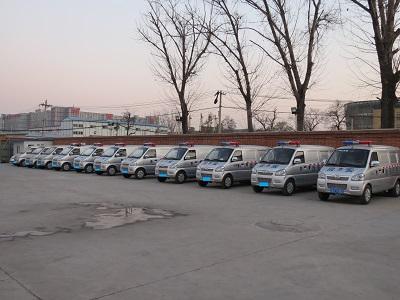 北京保安车辆