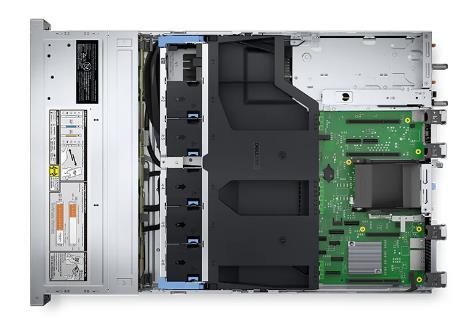 戴尔R550服务器图片