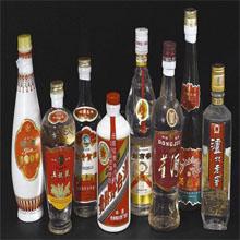 各种陈年老酒的收藏价值