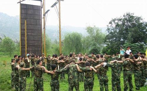 團隊戶外拓展訓練