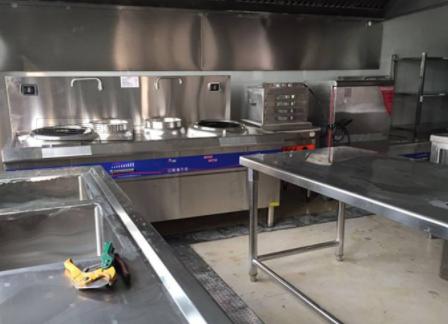 专业厨房设备安装