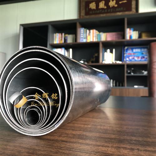卡压不锈钢管道的性能特点