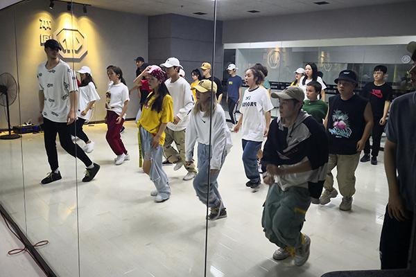 西安本间街舞培训中心