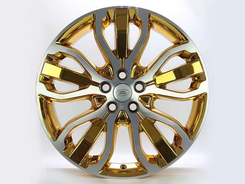 铝合金轮毂电镀
