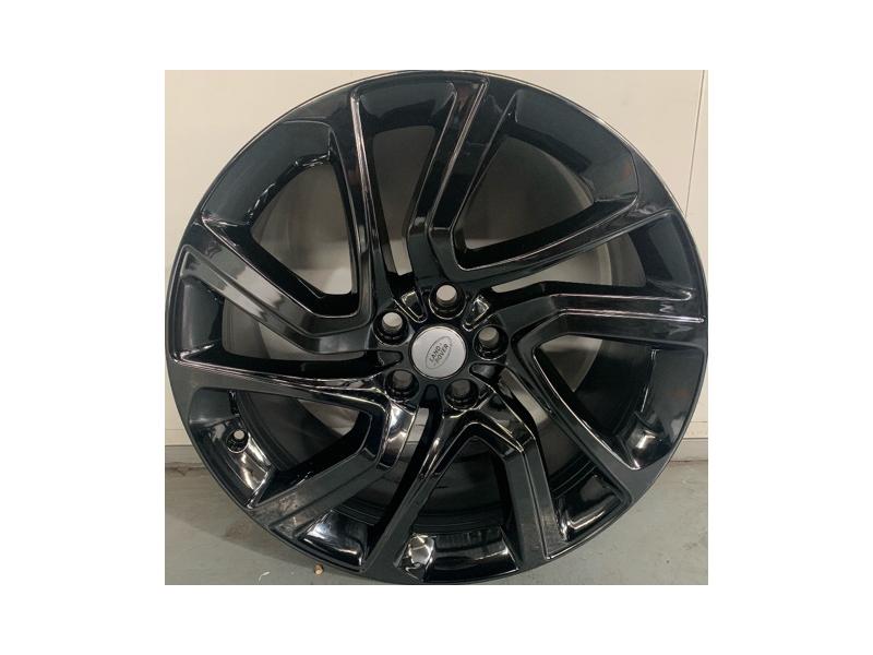 烤漆轮毂改色修复