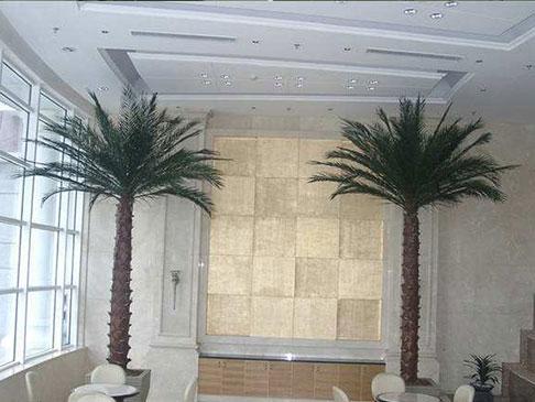 棕榈仿真树