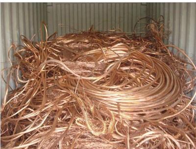 废铜回收环保的处理方式