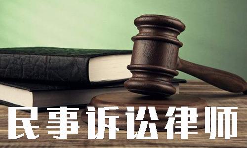 北京民事律师顾问
