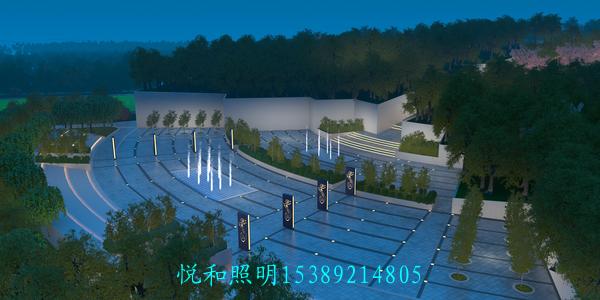 广场照明工程