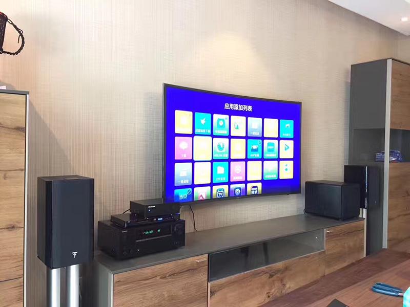 家庭影院音响设备安装也要考虑隔音