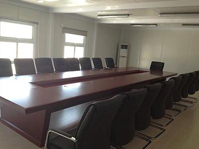 多箱连通会议室