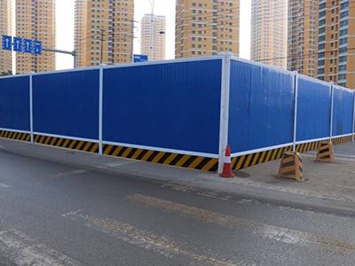 贵州集装箱工地围挡出租